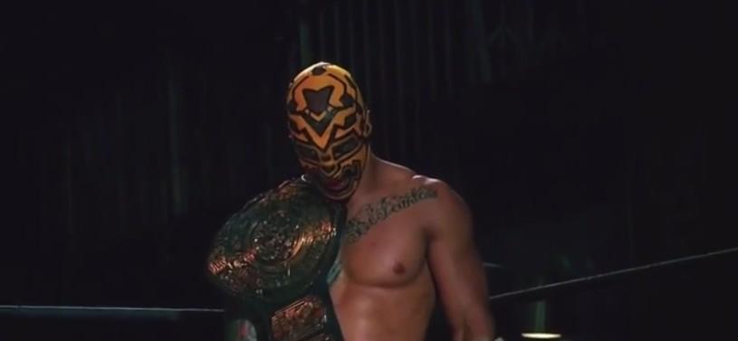 Lucha Underground Championship...