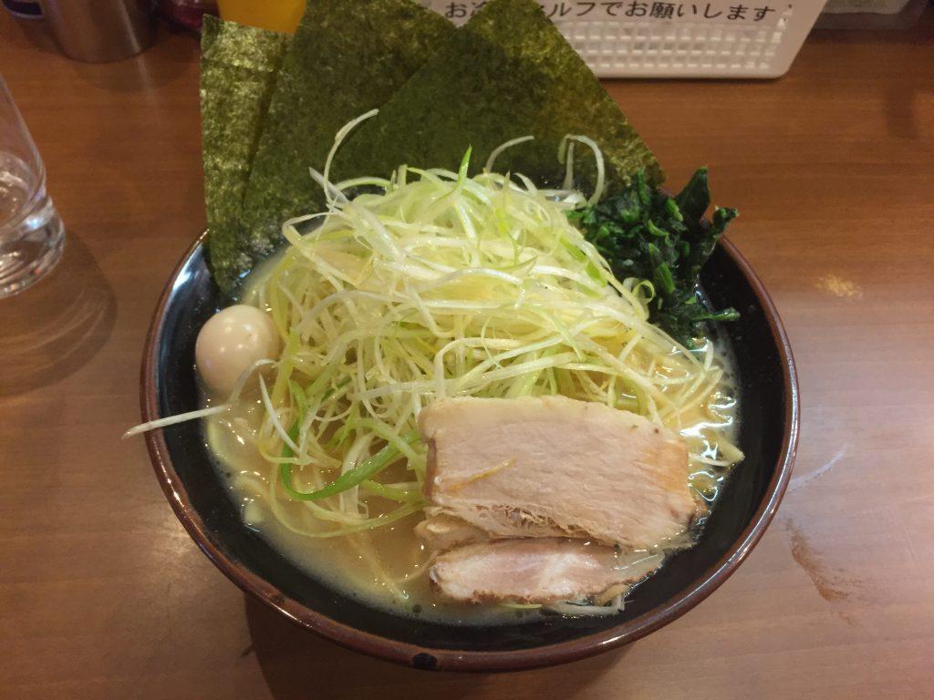 横浜 家系 ラーメン 大阪